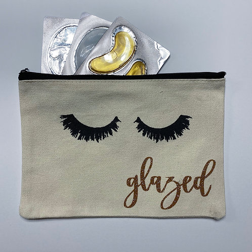 Glazed Makeup Bag