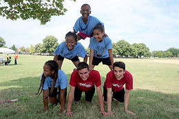 Jump for Joy jump rope group Baltimore