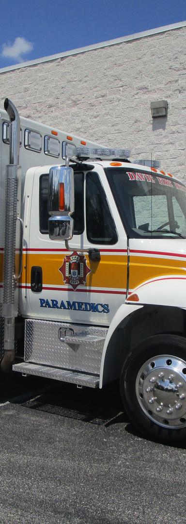 Davie County Fire Rescue