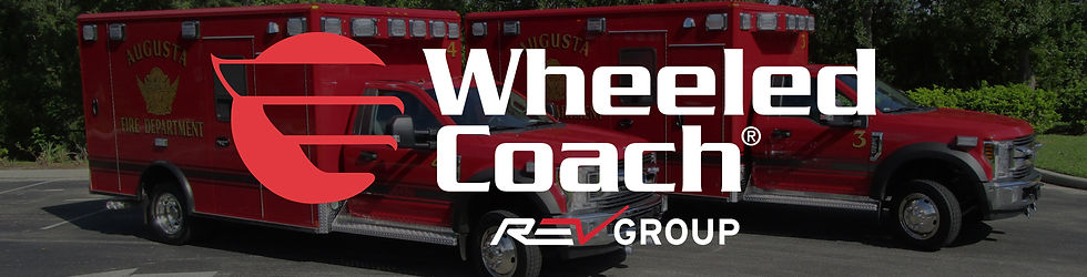 Wheeled Coach REV Group Logo