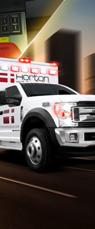Horton Ambulance Demo 01