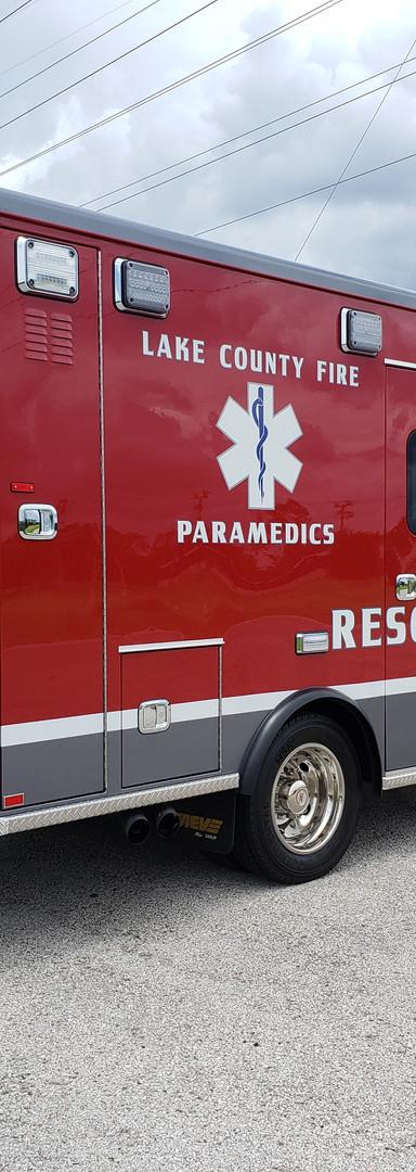 Lake County Fire Rescue