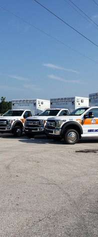 4 Lake County EMS units