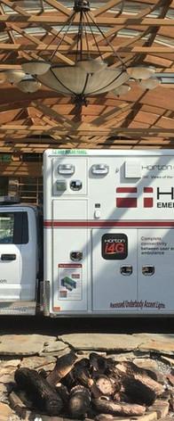 Horton Ambulance Demo 04