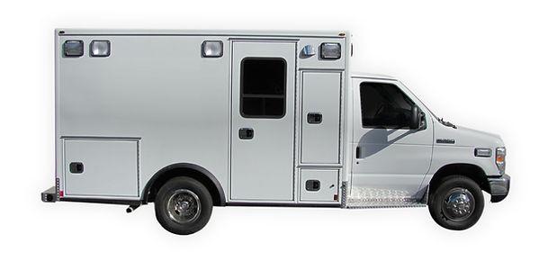 Ambulance rental unit.