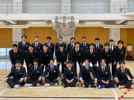 体育会男子バスケットボール部