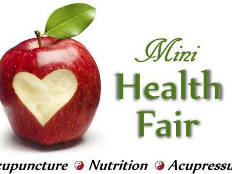 Upcoming Event: Friday Night Live! FREE Mini Health Fair