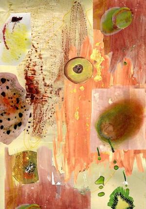Kiwi Collage