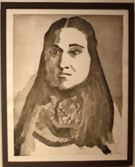 Cristina's Frame of Mind No. 1