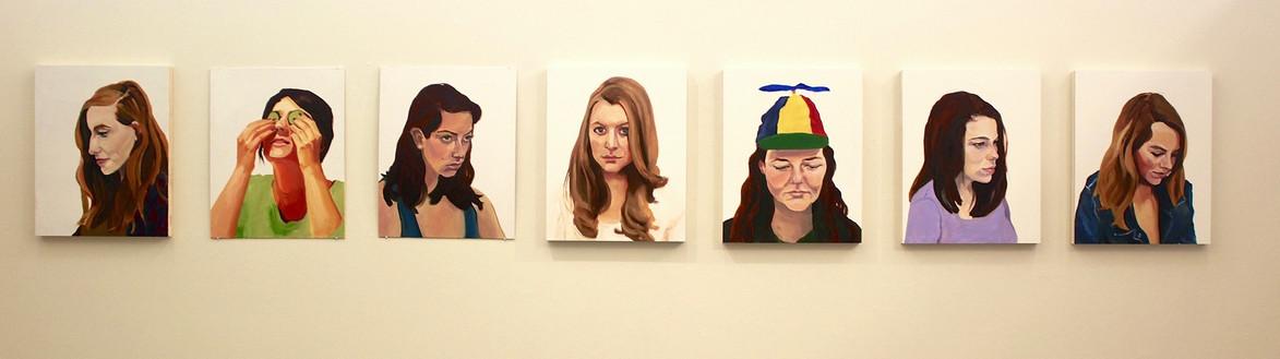 Portrait Installation