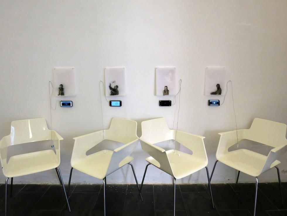 Resonance (installation view)