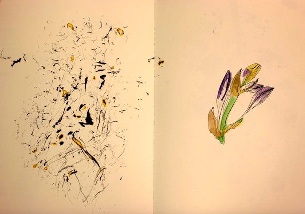 Sketchbook (Detail 3)