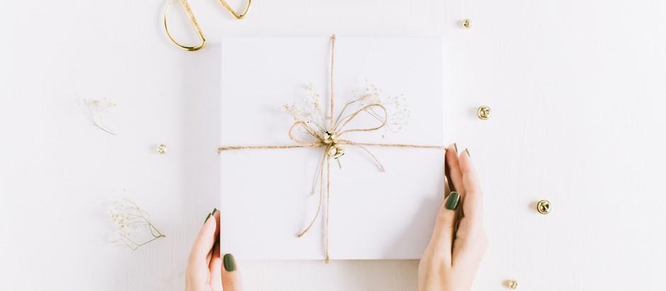 El mejor regalo es la vida misma.