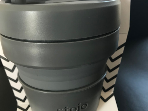 stojo(ストージョ)折りたためるマイカップ