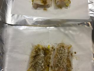 FANTASTIC FISH FOIL PACKETS
