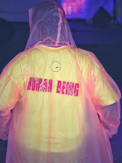 Human Being Raincoat