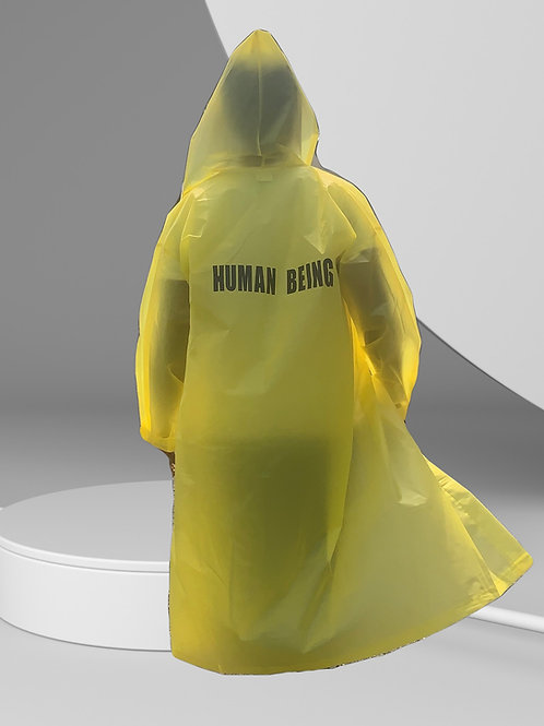 Human Being Raincoat