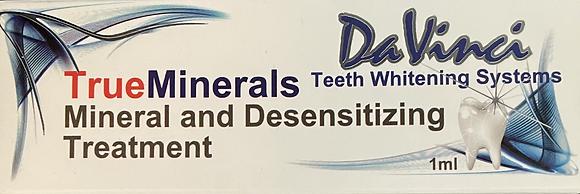 Desensitizing & Remineralizing Treatment
