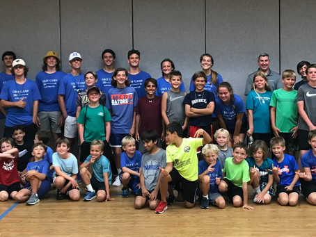 Grit Camp Week 1 Update