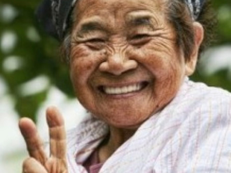Secrets to living a Happier, Healthier, and Longer life