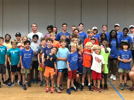 Grit Camp Week 4 Update