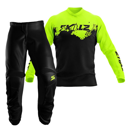 Youth Gear Sets Free Ride Division