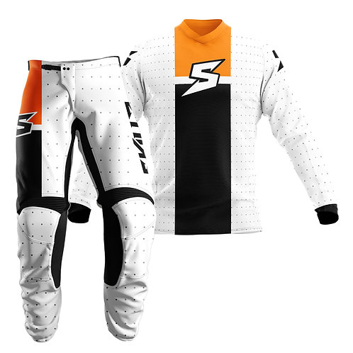 Youth MX Gear Sets Dots Division
