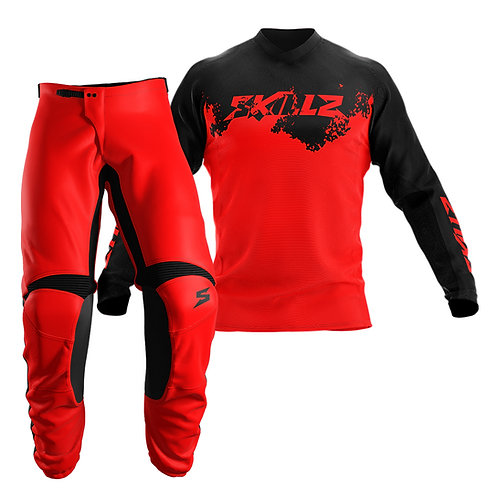 MX Gear Sets Free Ride Division