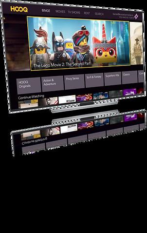 eCreation Keel Big Screen