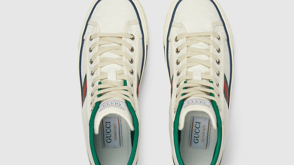 Gucci Tennis 1977 high top sneaker
