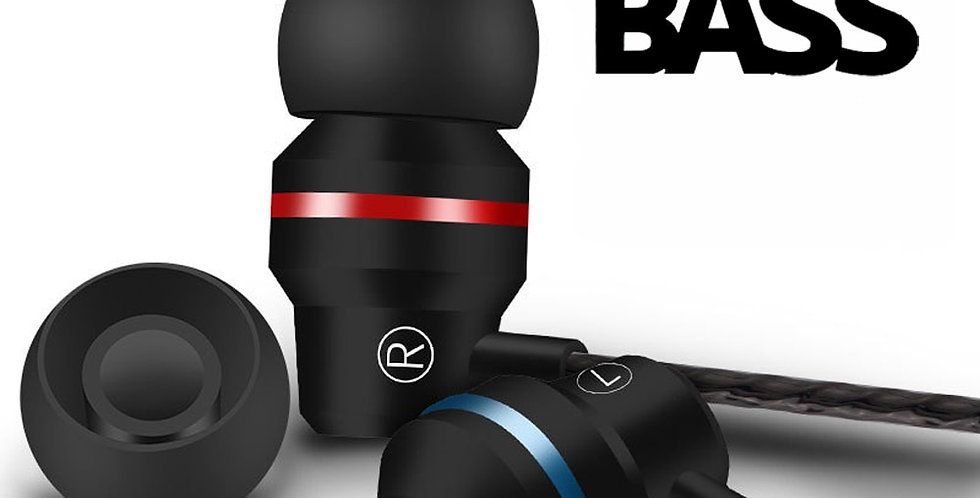 Wired Earphones Earbuds Headphones