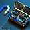 Thumbnail: Bluetooth 5.0 Earphones 2200mAh Charging Box Wireless Headphone