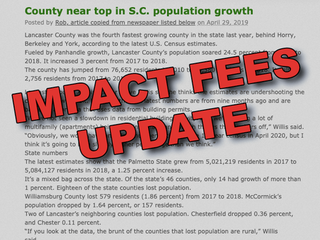 Planning commission recommends 60% of requested impact fees