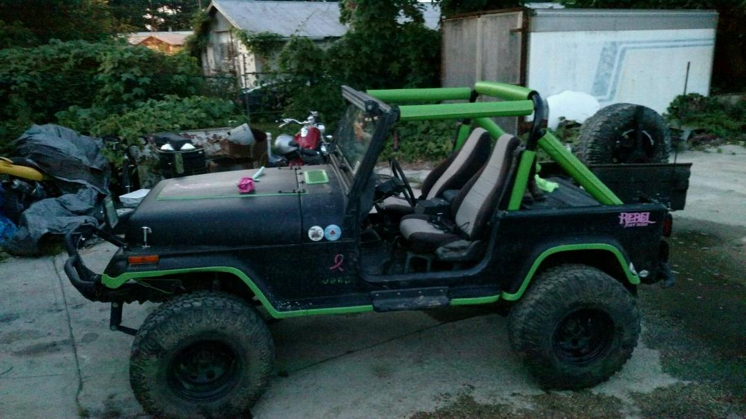 YJ Sport Cage