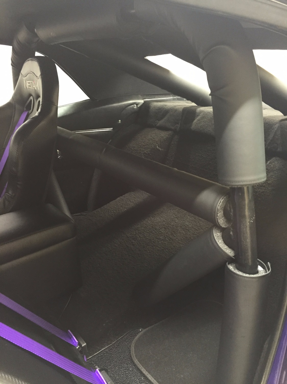 Camaro Custom Cage