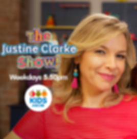 The Justine Clarke Show!