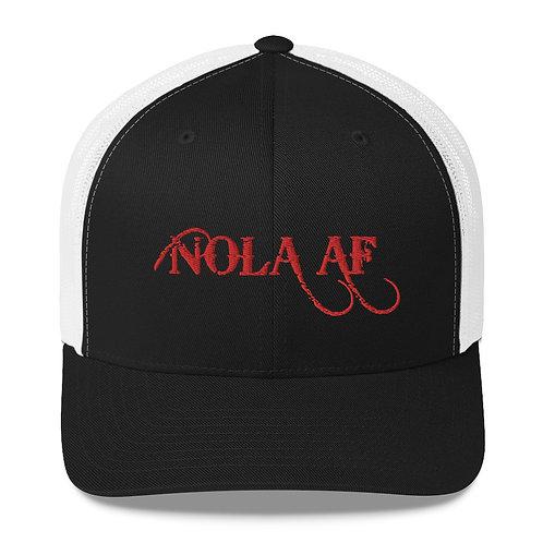 NOLA AF Trucker Cap