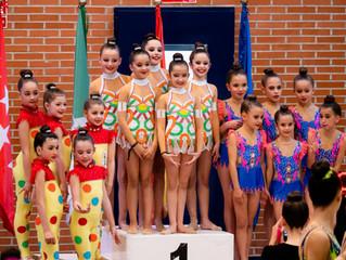 Vertiginosa Final Gym Cup Madrid del Club Gimnasia Ciudad de Móstoles