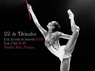 Fin de año con el Club Gimnasia Ciudad de Móstoles