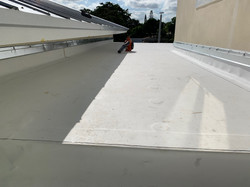 New Construction Flat & Metal Roof