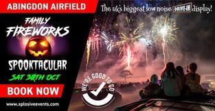 Spooktacular Family Fireworks