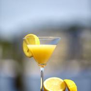 Martini on draught