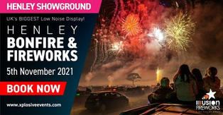 Henley Bonfire & Fireworks