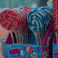 Candy Lollipops