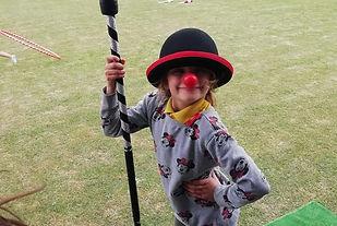 Circus Skills Training Zone