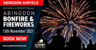 Abingdon Bonfire & Fireworks