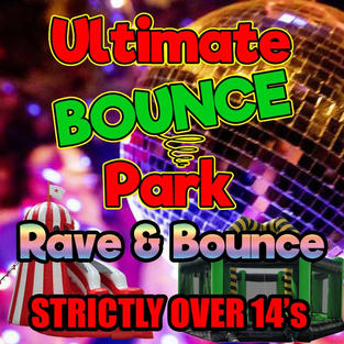 Rave and Bounce Saturday Night