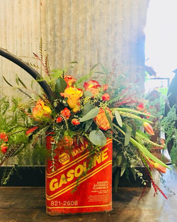SimplyBlooming_gas can bouquet