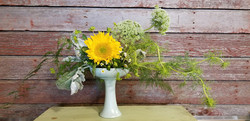 SimplyBlooming_goblet bouquet