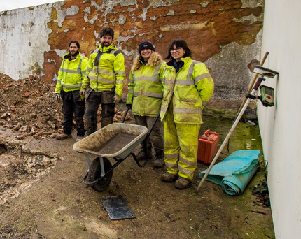 Southampton City Archaeological Team